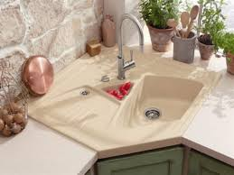Porcelain Kitchen Sinks by Kitchen Attractive Corner Kitchen Sink Ideas Find The Right