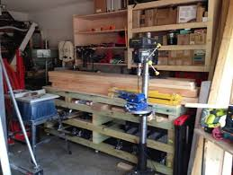 Need advice for garage shop layout Woodworking Talk