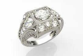 custom jewelry design engagement rings greenville sc diamond