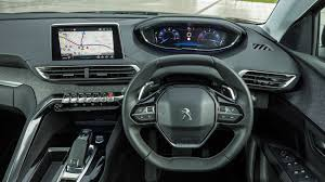 mitsubishi adventure 2017 interior peugeot 3008 1 6 thp 165 eat6 allure 2017 review by car magazine