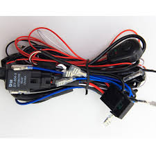switch light bar wiring harness for light bar in 300w