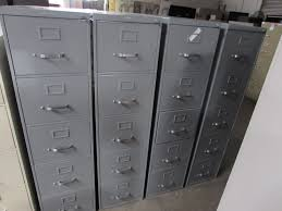 Vertical Filing Cabinets Metal by Used 5 Drawer Vertical Files Los Angeles Used 5 Drawer Vertical