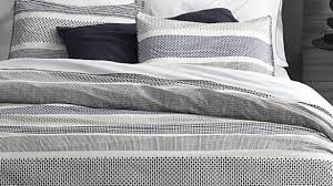 amazing medina duvet covers and pillow shams crate and barrel with regard to masculine duvet covers 585x329 jpg