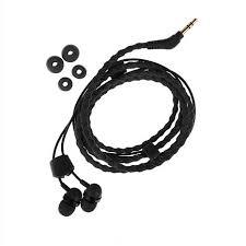 hsn black friday wraps wristband in ear headphones black 1839604 hsn