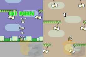 flappy birds apk difference between swing copters and flappy bird swing