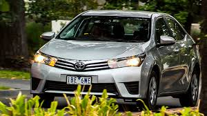 toyota corolla review specification price caradvice