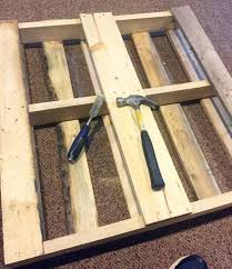 Pallet Floating Shelves by How To Make A Diy Floating Shelf From A Pallet Angie U0027s List