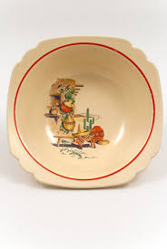homer laughlin vintage hacienda decalware homer laughlin mexicana southwest themed