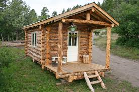 Small Cabins And Cottages Tiny Log Cabin By Jalopy Cabins