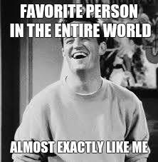 Chandler Meme - chandler bing memes imgflip