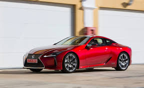 videos lexus coupe 2018 lexus lc 500 cars exclusive videos and photos updates