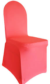 coral spandex banquet chair covers wholesale