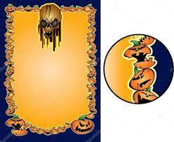 halloween frame u2014 stock vector blitzkrieg 1197053