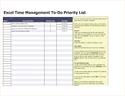 Packing List Template Excel 5 To Do List Template Excel Outline Templates