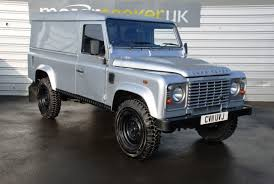 land rover defender diesel used cars chesterfield second hand cars derbyshire seeker styling