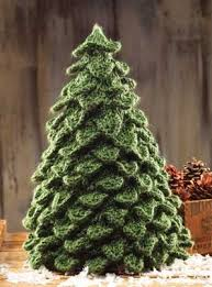 free knitting pattern christmas tree dishcloth holiday decor knitting patterns in the loop knitting