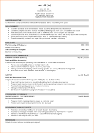 Sample Of A Good Resume Good Resume Format Samples Sample Of A Good Resume Format Examples
