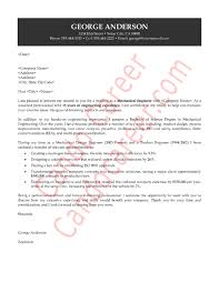 cover letter example engineer
