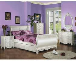 acme furniture bedroom set in pearl white ac01010tset within full