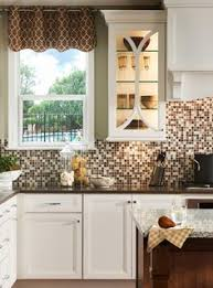 Quick Kitchen Backsplash Revamp Using Peel And Stick Vinyl Tiles - Peel and stick vinyl tile backsplash