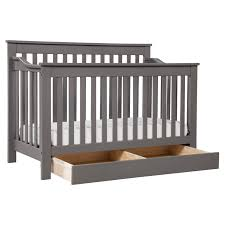 Davinci Emily 4 In 1 Convertible Crib by Grey Nursery The New Neutral Baby Steps Hayneedle