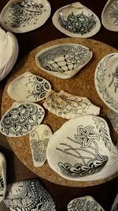 best 25 shell painting ideas on pinterest seashell art shell