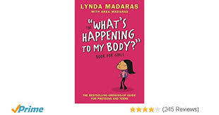 35 Girls Night Essentials To - what s happening to my body book for girls revised edition lynda
