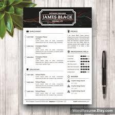 Resume Creative Template 100 Resume Template Creative Free Resume Templates 87