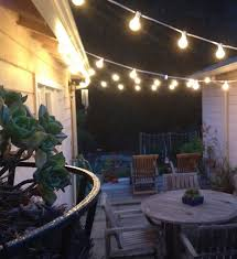 Exterior Patio Lights 20 Amazing String Lights For Your Outdoor Patio Home Design And
