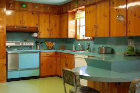retro kitchen furniture 50 smart and retro style kitchen ideas for that different look