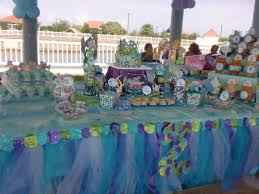 bubble guppies under the sea birthday party ideas photo 5 of 16
