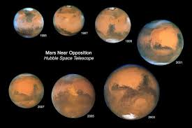 Will mars be close to earth