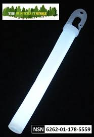 light sticks lumica issue safety light sticks white singles 5 s or