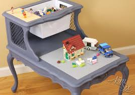 lego kitchen island lego table from two tier end table the kim six fix