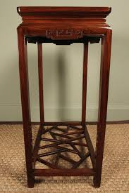 chinese rosewood side table a small chinese rosewood occ table antiques atlas