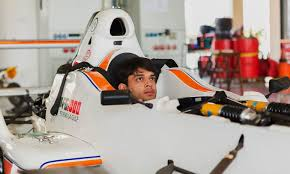 Seeking Abu Dhabi Dreams Of Thunder For Seeking Formula 1 Sport