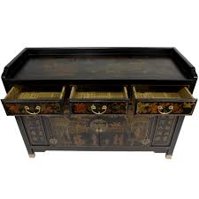 Oriental Sideboards Buffet Table Furniture Interiors Design