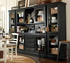 tucker wall unit pottery barn