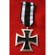 1914 german iron cross medal replica