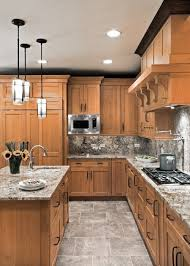 what color countertops go with brown cabinets 23 best medium brown cabinets brown countertop ideas