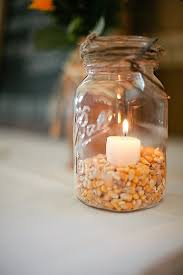 Mason Jar Wedding 23 Vibrant Fall Wedding Centerpieces To Inspire Your Big Day