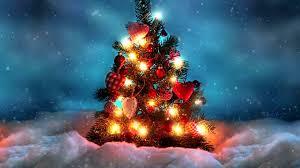 christmas tree live wallpaper youtube