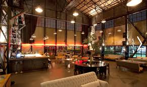 enchanting creative decorating ideas for cafe and industrial