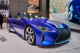 new lexus sports car price tag 2018 lexus lc 500h debuts at 2016 geneva motor show live photos