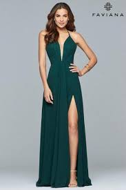 formal dresses faviana prom dresses