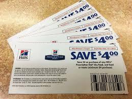 hill u0027s prescription food coupons