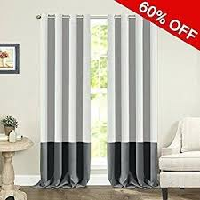 Curtains Decorations 95 In Curtains Lush Decor Window Curtain Panel Pair