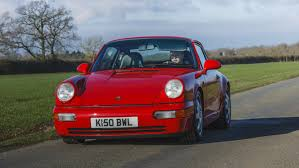 porsche 964 red porsche 964 carrera rs 1992 drivetribe