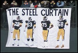 The Steel Curtain Defense Mcmillen And Wife U0027s Pittsburgh Steelers Extravaganza