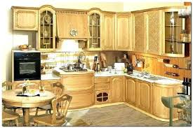 cuisine en bois massif meuble de cuisine bois massif séduisant meuble cuisine bois massif